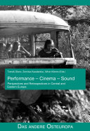 Performance   Cinema   Sound