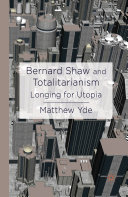 Bernard Shaw and Totalitarianism [Pdf/ePub] eBook