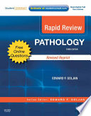 Rapid Review Pathology Revised Reprint Book