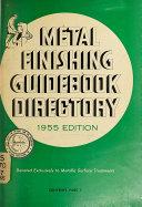 Metal Finishing Book PDF
