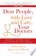 Dear People With Love And Care Your Doctors