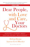 Dear People, with Love and Care, Your Doctors Pdf/ePub eBook