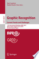 Graphic Recognition  Current Trends and Challenges