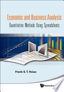 Economic and Business Analysis