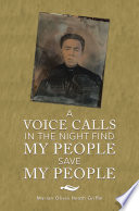 A Voice Calls in the Night Find My People Save My People Book