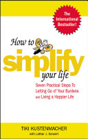 How to Simplify Your Life Pdf