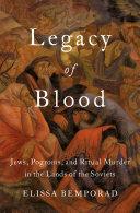 Legacy of Blood Pdf/ePub eBook