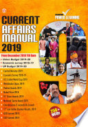 Current Affairs 2019 English, January to September 2019