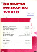 The Business Education World