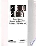 ISO 9000 Survey