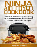Ninja Air Fryer Cookbook