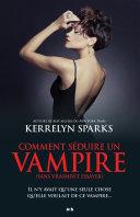 Pdf Comment séduire un vampire (sans vraiment essayer) Telecharger