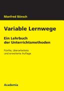 Variable Lernwege