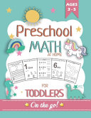 Preschool Math at Home for Toddlers