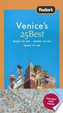 Fodor's Venice's 25 Best