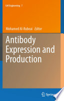Antibody Expression And Production Book PDF