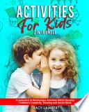 Activities for Kids 2 in 1 Bundle
