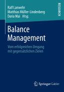 Balance Management