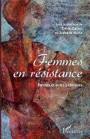 Pdf Femmes en résistance Telecharger