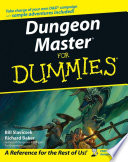 Dungeon Master For Dummies Book PDF