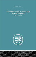 Pdf Wool Trade in Tudor and Stuart England
