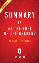 SUMMARY OF AT THE EDGE OF THE ORCHARD Pdf/ePub eBook