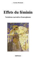 Effets du féminin Pdf/ePub eBook