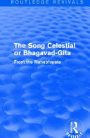 The Song Celestial Or Bhagavad gita 1906