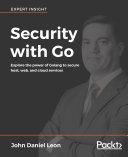 Security with Go Pdf/ePub eBook