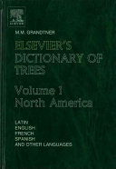 Elsevier s Dictionary of Trees