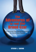 The Adventures of  a Real Life  Brand Czar