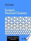 Inorganic Structural Chemistry Book
