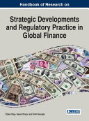 Pdf Handbook of Research on Strategic Developments and Regulatory Practice in Global Finance Telecharger