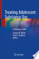 Treating Adolescent Substance Use