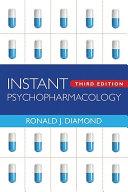 Instant Psychopharmacology Book