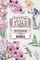 Everything Beautiful in Its Time 2020 NOTEBOOK for Women