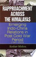 Rapprochement Across The Himalayas