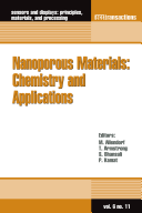 Nanoporous Materials: Chemistry and Applications
