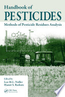 Handbook Of Pesticides Book PDF