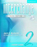 Interchange Student s Book 2 with Audio CD