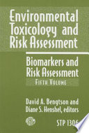 Environmental Toxicology and Risk Assessment Book