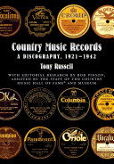 Country Music Records ebook