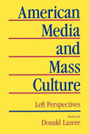 American Media and Mass Culture