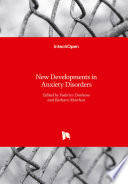 New Developments in Anxiety Disorders