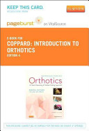 Introduction To Orthotics Book PDF