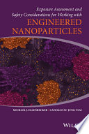 Exposure Assessment and Safety Considerations for Working with Engineered Nanoparticles
