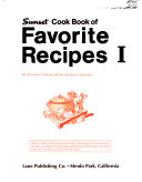 Sunset Cook Book of Favorite Recipes I