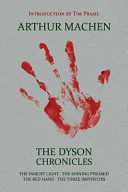 Download The Dyson Chronicles: The Inmost Light / The Shining Pyramid / The Red Hand / The Three Impostors Epub