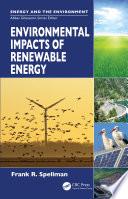 Environmental Impacts of Renewable Energy