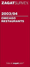 Chicago Restaurants 2003 2004